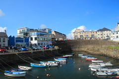 Portrush harbour (harve64) Tags: portrush countyantrim northern ireland north coast harbour