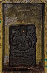"""Pillaiyaar @ Abhiramesvarar Temple- Tiruvamattur - Villupuram- Tamilnadu . (Kalai """"N"""" Koyil) Tags: nikon d 5200 kalai n koyil 2016 tokina 1116mm 18140mm tiruvamattur abhiramesvarar perumanadigal thiruvamathur villupuram gingee tamilnadu southindiantemple architecture parantakai sundarachola rajarajai gomadhupuram nadunadu21st shiva"""