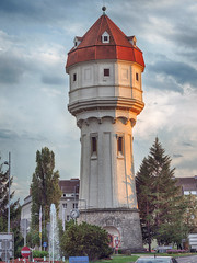 Water-Tower 172 (Andras Fulop) Tags: austria wienerneustadt amateur travelphotography watertower water towertravel nikon p7700