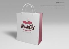Manual da Marca Mimos da Confeitria pag 10 (Leyldo Costa) Tags: embalagem sacola design designergrfico designer logo logomarca papelaria
