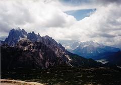 Dolomitok, Cadini