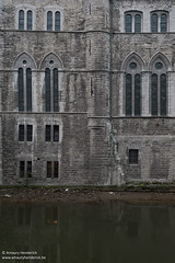 ADH Portus Ganda 2016-11-22 001.jpg (Amaury Henderick) Tags: gand gent ghent belgi belgique belgium construction constructionsite chantier nederschelde duivelsteen geraarddeduivelsteen castle chateau kasteel gothic gotisch gotique gotiek