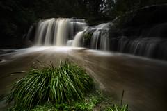 Hunts Creek Waterfall (RoosterMan64) Tags: australia huntscreek landscape longexposure nsw water waterfall