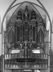 The Organ of St. Johannis Kirche, Lneburg, Germany (Philinflash) Tags: 2016 church churchinteriors europe germany organ orgel otherkeywords places lneburg