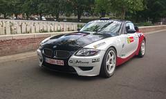 BMW Z4 GT (Falcon_33) Tags: france gekkoypresrally2013 xperias bmwz4 bmw worldcars