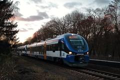 Pesa Link (Hannes Eisenach) Tags: pesa link zug schienenbus personenverkehr neb