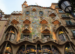 Casa Batll (Ravi - 3R) Tags: barcelona casabatllo rrr