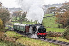 31806 Swanage Railway (4887) (PaulBrysn) Tags: timelineevents swanage 31806