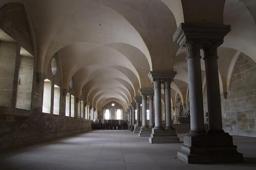 Inside Maulbronn Monastery, 06.04.2012.