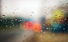Morning rain (PattyK.) Tags: ioannina giannena giannina epirus ipiros greece grecia griechenland hellas ellada europe balkans nikond3100 amateurphotographer ilovephotography        2016 autumn november rainywindow raindrops rain lights morning