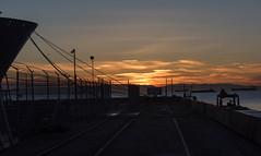 Pier 50 Sunrise 12-2016 (daver6sf@yahoo.com) Tags: p50 portofsanfrancisco pier50 sunrise