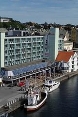 Scandic Maritim hotel (Odd Stiansen) Tags: summer sommer vestlandet haugesund smedasundet