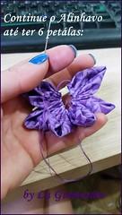 20150813_172236 (Artesanato com amor by Lu Guimaraes) Tags: flor artesanato fuxico pap tecido
