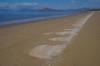 Pallarenda Beach and Castle Hill, Townsville, QLD, 10/08/15 (Russell Cumming) Tags: queensland castlehill townsville sandpattern pallarenda pallarendabeach