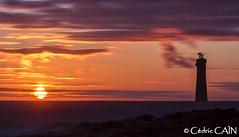 coucher de soleil au phare de Nividic 111 (cedric.cain29) Tags: de la soleil au coucher bretagne le 111 pointe phare pern cédric finistère cain île ouessant caïn nividic douessant