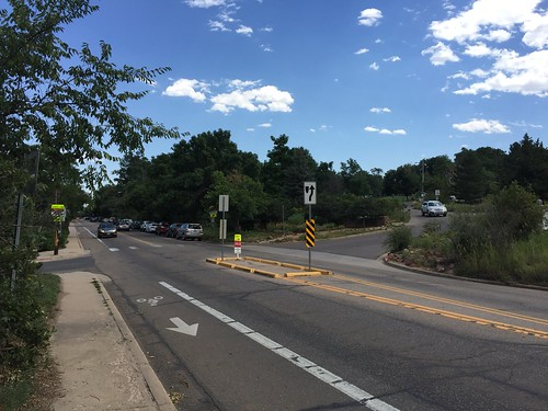 Photo - Chautauqua Pedestrian Safety Improvements Existing Conditions 033