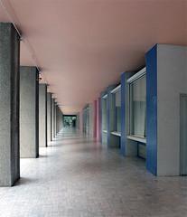 Piero Bottoni - Apartment Building INA Corso Sempione 33 3sm (louis bleriot) Tags: milan piero bottoni