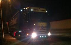 H3348 - GN14 WLD (Cammies Transport Photography) Tags: truck mercedes benz drive lily lola lorry eddie dunfermline esl wld actros stobart eddiestobart pitreavie gn14wld h3348 gn14