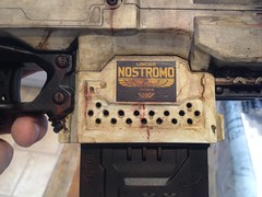 Aliens Inspired Nerf Stryfe (NerfArmoury) Tags: alien aliens custom nerf nostromo stryfe
