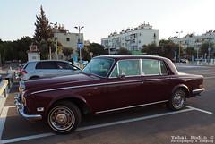 Rolls Royce Silver Shadow II (Yohai_Rodin) Tags: classic cars car club israel 5 five tel aviv