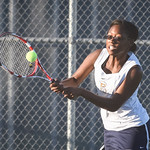 BHS Women's Tennis vs Westwood 10-14-15