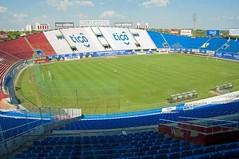 Estadio Defensores del Chaco (Paraguay) (Alvaro Del Castillo) Tags: estadios eliminatorias
