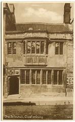 The Tribunal, High Street, Glastonbury, Somerset (Alwyn Ladell) Tags: glastonbury somerset highstreet thetribunal ba69dp