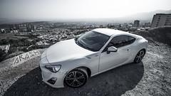 Toyota GT86 (Arash Sheikholeslami Photography 2) Tags: white car canon photography japanese iran automotive toyota tehran carshot coupe jdm drift ae86 5dmkiii gt86