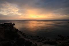 sun leaving Saronic gulf (spicros78) Tags: sunset test beautiful walking shoot gulf image aegean athens explore greece saronic lemos vouliagmeni canon5dclassiccanon17404lyellow