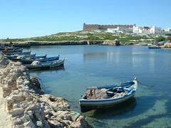 Mahdia boats (Gábor Timár) Tags: mediterranean tunisia fortress mahdia