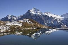 2015-10-23 - Grindelwald / Schweiz (andreas.thomet) Tags: wetterhorn bachalpsee