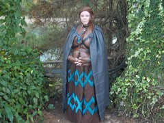 Game of Thrones Myranda Cosplay (Lustiere) Tags: game thrones got gameofthrones ramsay bolton ramsaybolton ramsaysnow snow myranda dreadfort winteriscoming winter is coming cosplay renaissance festival texas trf costume battle bastards battleofthebastards winterfell