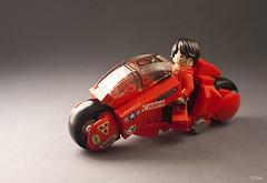 Akira  Kaneda's Bike _01 (_Tiler) Tags: anime bike lego manga motorcycle akira cyberpunk kaneda otomo katsuhiro
