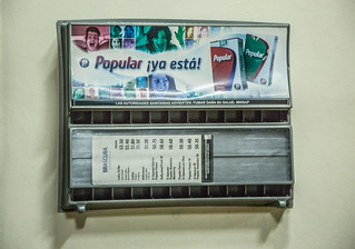 Cigarette Advertising in Cuba