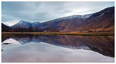 Locg Etive Reflection