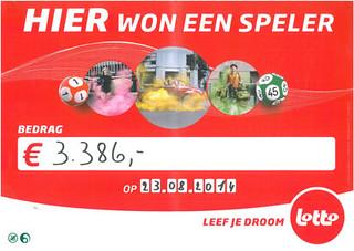 Lotto - €3.386