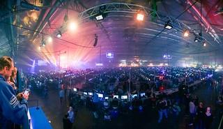 DreamHack Panorama