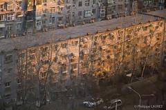 Beijing (Philippe LAURET, Paris) Tags: china city roof mist building fog architecture cn temple beijing palace elements palais toit pays btiment tiananmen paysages brouillard ville chine brume edifice pkin darchitecture elment elmentdarchitecture