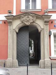Krakov, portály (11) (ladabar) Tags: portal kraków cracow cracovia krakau krakov portál