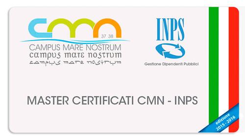 Tarjeta CMN-INPS 2015-16