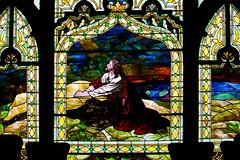 Grant St. Denver, Colorado (seanmugs) Tags: colorado jesus stainedglass denver denvercolorado doorsopendenver nikon35mmf18gafsdxlens historicgrantavenue grantavenueunitedmethodistchurch