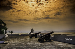 Forte de Bertioga-SP Brasil (I.Guidi) Tags: praia brasil mar nikon forte bertiogasp d7000