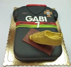 CR7 Camisola Seleco Nacional Bolo (susanafigueiredo) Tags: cake bolo nacional seleco desing camisola cr7