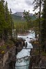 Sunwapta Falls (robertopastor) Tags: américa canada canadianrockiesmountain canadá fuji montañasrocosas robertopastor sunwaptafalls viaje xt2 xf1024mmf4