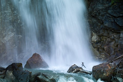 Waterfall in Skagway (Paul G Howcroft) Tags: waterfall skagway alaska usa america blue