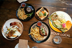 Your Local 1 (clapanuelos) Tags: makati restaurants yourlocal