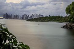 Tropical Panama (Bernai Velarde-Light Seeker) Tags: panama tropical countru city central centro america bernai velarde buildings edificios sea ocean mar oceano pacific pacifico water agua
