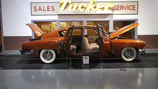 Tucker Dealership, AACA  Museum