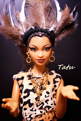 Tatu Barbie (RockWan FR) Tags: barbie tatu fashiondoll
