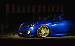 vee light paint-3 (tristostopher) Tags: genesis hyundai agwheels stance stanceeast offensivefitment baggedproper t6s canon moncton canada